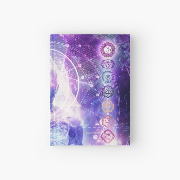 Mind Of Light Hardcover Journal