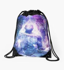 Mind Of Light Drawstring Bag