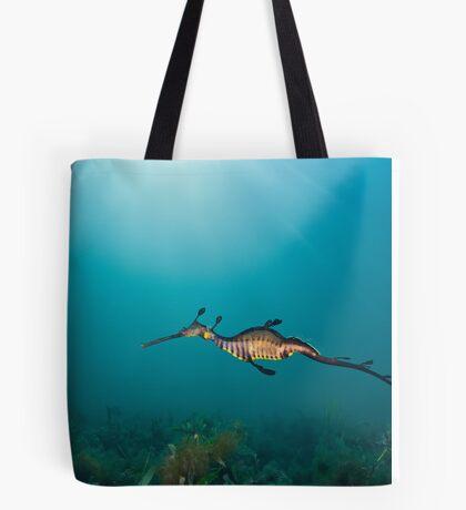 Weedy Seadragon Tote Bag