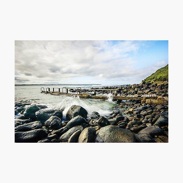 Cape Bridgewater, Portland Photographic Print