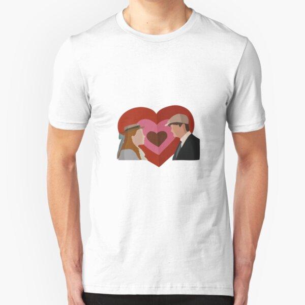 I Love Heart Anne V-Neck T-Shirt