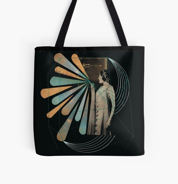 moments of reflection All Over Print Tote Bag