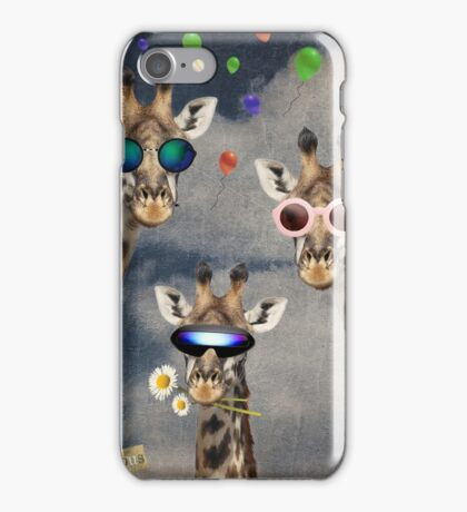 Animal Collection -- Let's Take A Selfie iPhone Case/Skin