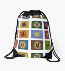 Fix Painting & Mixed Media: Drawstring Bags | Redbubble