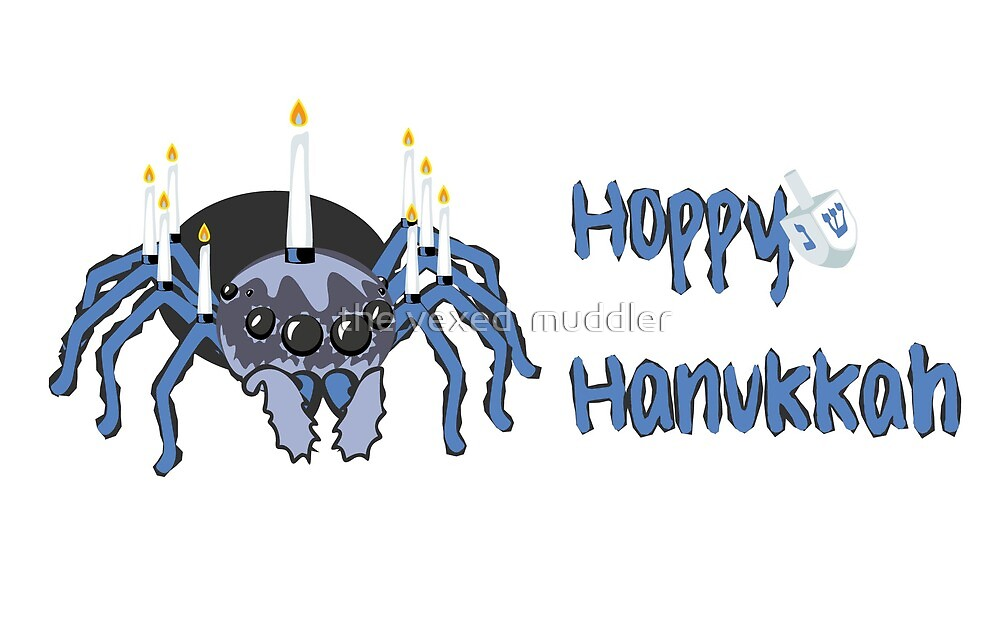Hoppy Hanukkah by the vexed  muddler