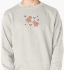 Shower Ducklings Pullover Sweatshirt