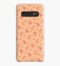 Shower Ducklings Case/Skin for Samsung Galaxy