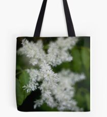 Whiteness Tote Bag