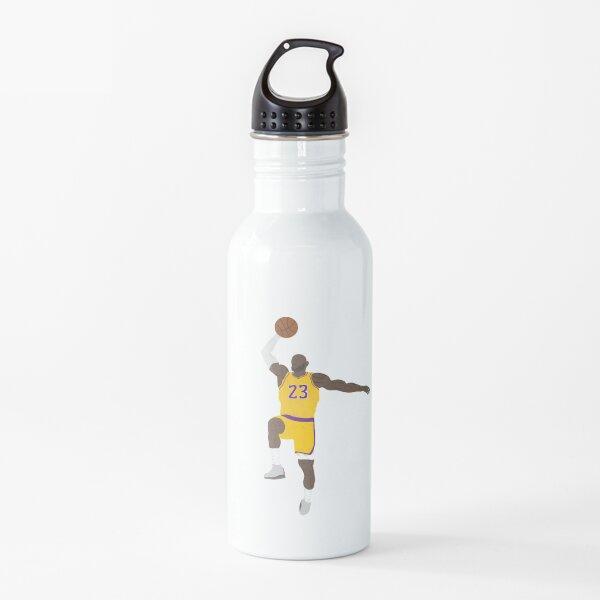 Lebron James - Lakers - Baloncesto - King James Botella de agua