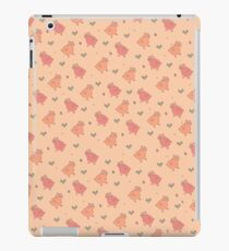 Copy of Shower Ducklings - 2 iPad Case/Skin