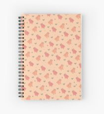 Copy of Shower Ducklings - 2 Spiral Notebook