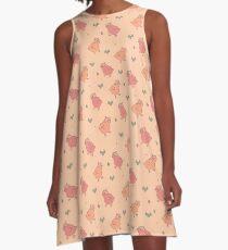 Copy of Shower Ducklings - 2 A-Line Dress