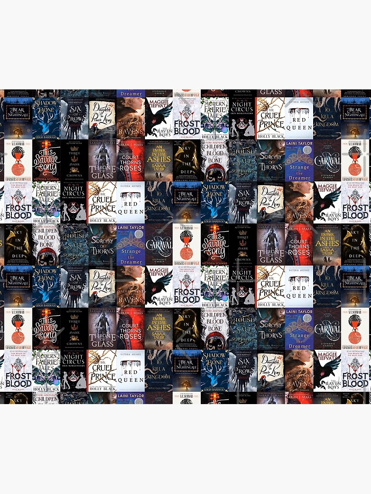 YA Fantasy Classics  by Artyabby16