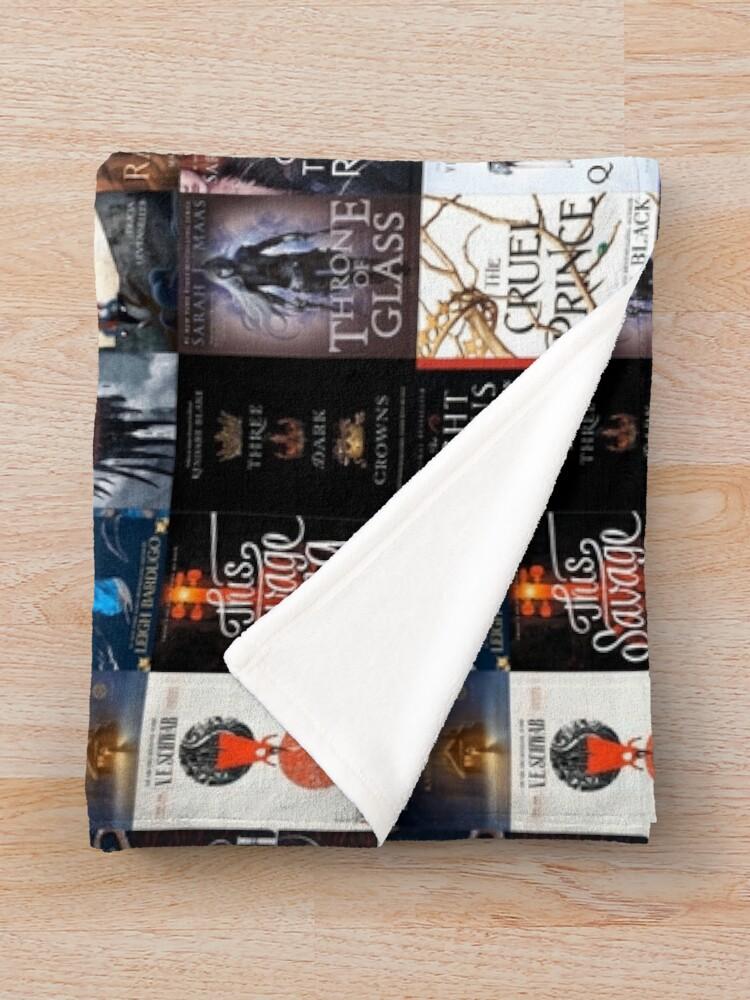 Alternate view of YA Fantasy Classics  Throw Blanket