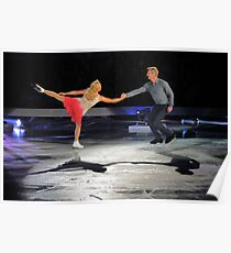 torvill and dean Poster