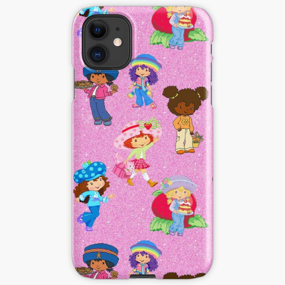 Strawberry Shortcake And Friends 2003 Case Skin For Samsung