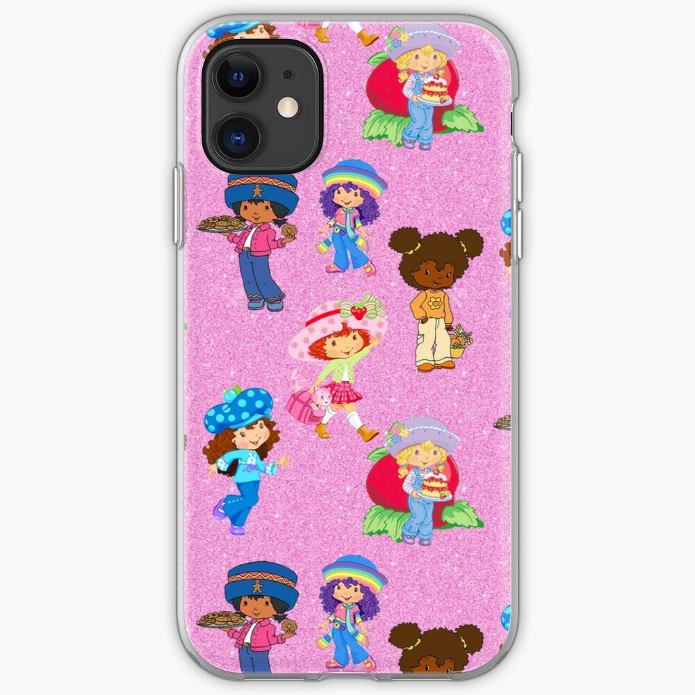 Strawberry Shortcake And Friends 2003 Iphone Case Cover By