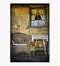 Ackerman's Cottage cameo ~ Hill End NSW Photographic Print