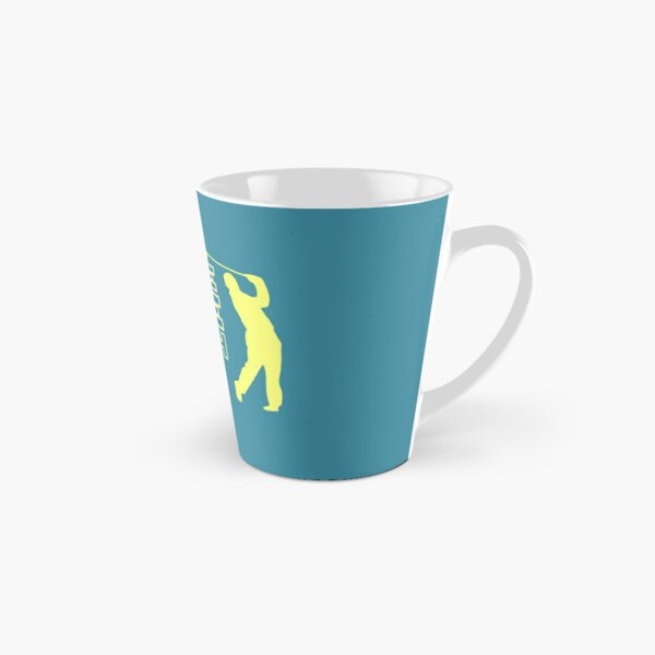 May the Course be with You Funny Golf T Shirt Tall Mug