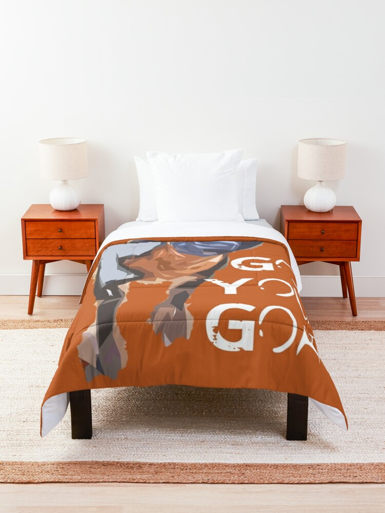 Alternate view of Got Your Goat Comforter