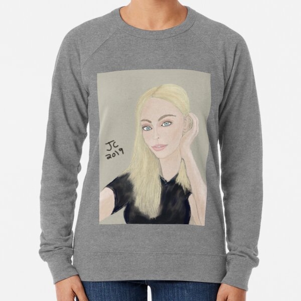 The Girl Next Door Lightweight Sweatshirt