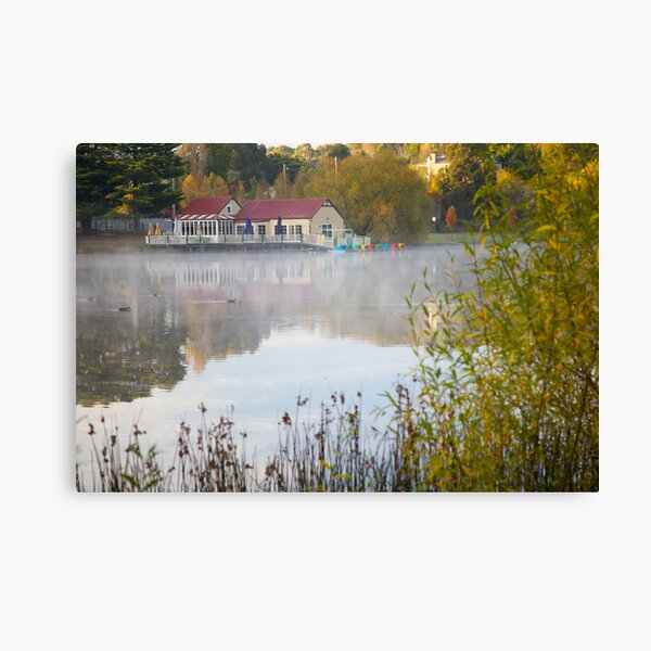 Too Early for Coffee? Canvas Print