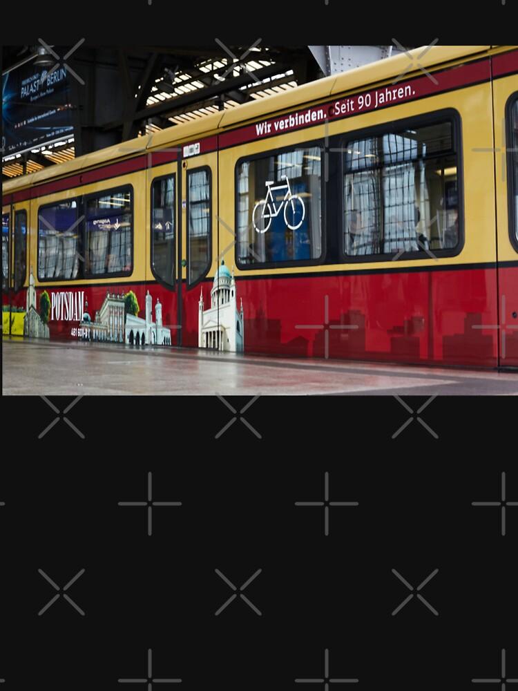 Berlin S-Bahn Ride ECO by shotbyper
