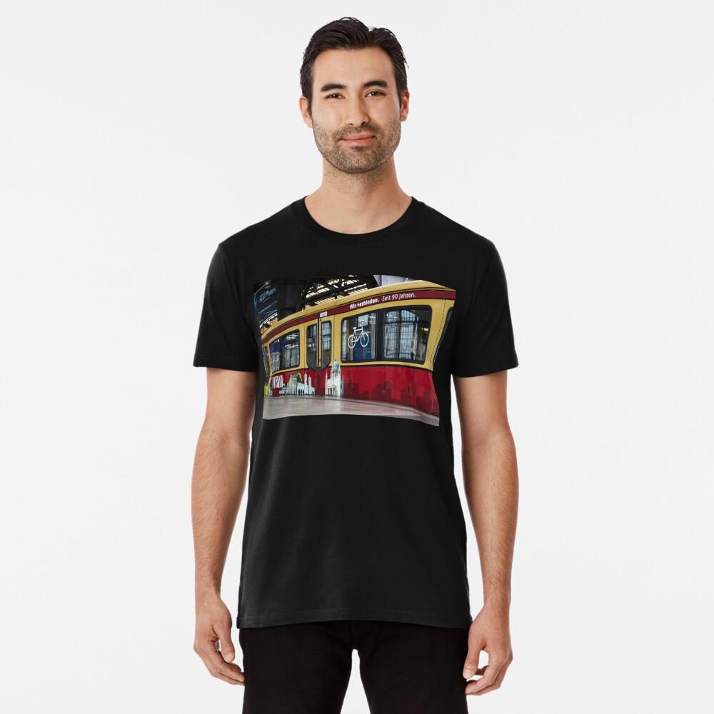 Berlin S-Bahn Ride ECO Premium T-Shirt
