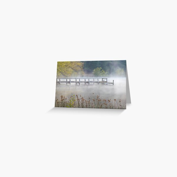 Daylesford Dreaming Greeting Card