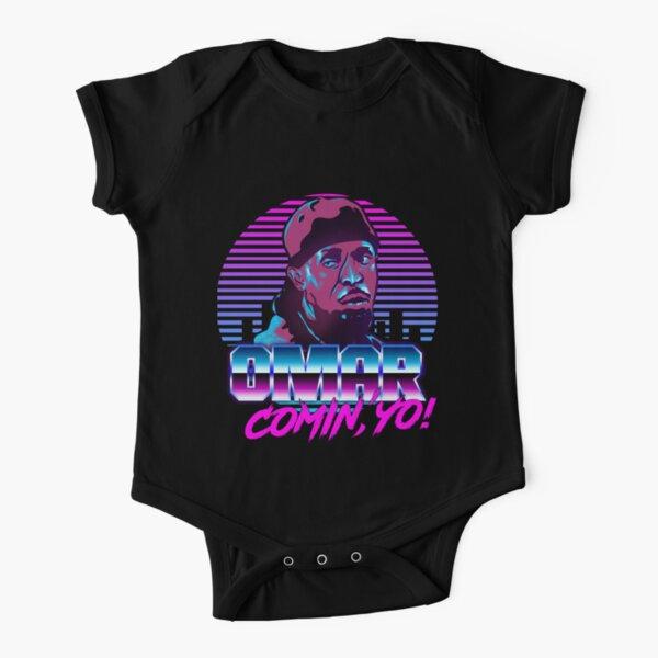 Omar Comin Short Sleeve Baby One-Piece