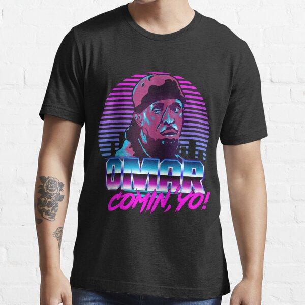 Omar Comin Essential T-Shirt