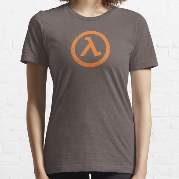 Half Life Lambda Symbol Essential T-Shirt