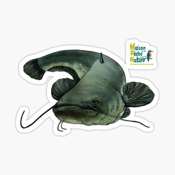 Silure Sticker