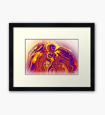 Angel Faith Framed Print