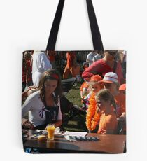 Yet another orange day........ Tote Bag