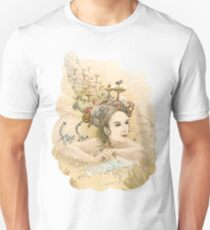 Animal princess Unisex T-Shirt