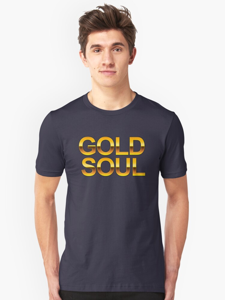 Alternate view of GOLD SOUL Slim Fit T-Shirt