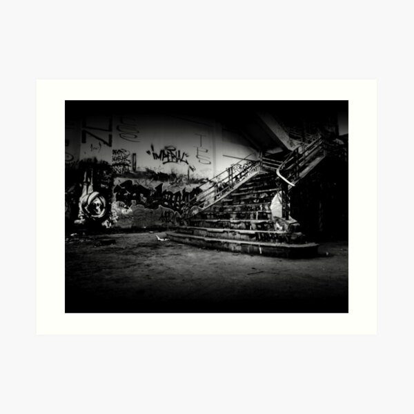 Hotel For The Wicked Art Print