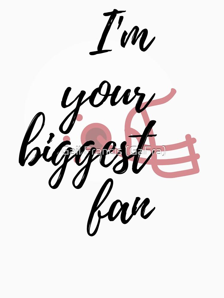 I'm Your Biggest Fan by TriniArtStudio