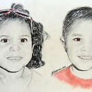 Samir's Children by Antonio  Luppino