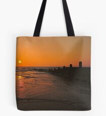 The Final Rays Tote Bag