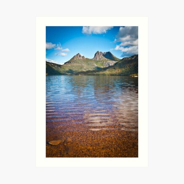 Cradle Mountain Tasmania Art Print