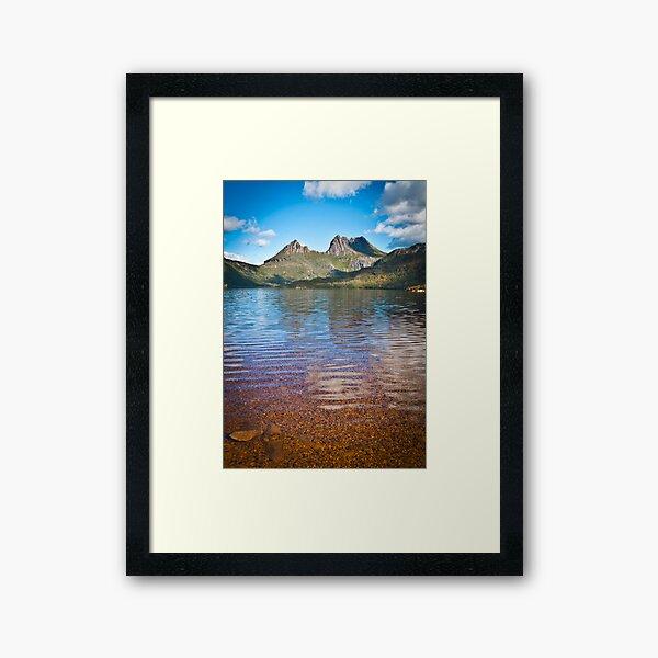 Cradle Mountain Tasmania Framed Art Print