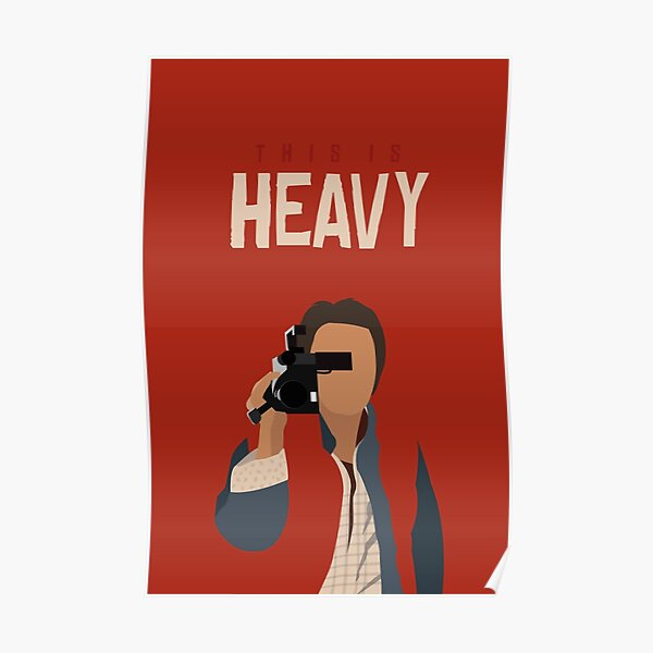 This is Heavy, Doc Poster