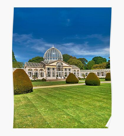 Syon Conservatory: HDR Poster