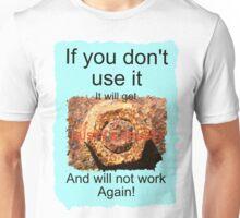 Rusty & Crusty Unisex T-Shirt