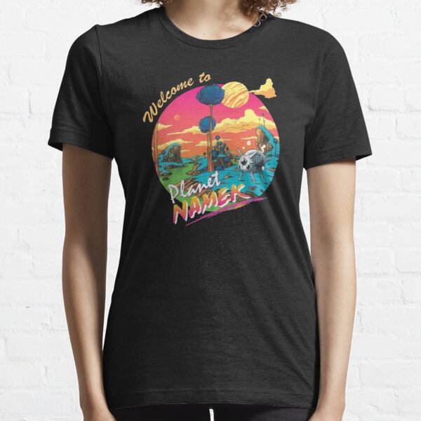 WELCOME TO PLANET NAMEK Essential T-Shirt