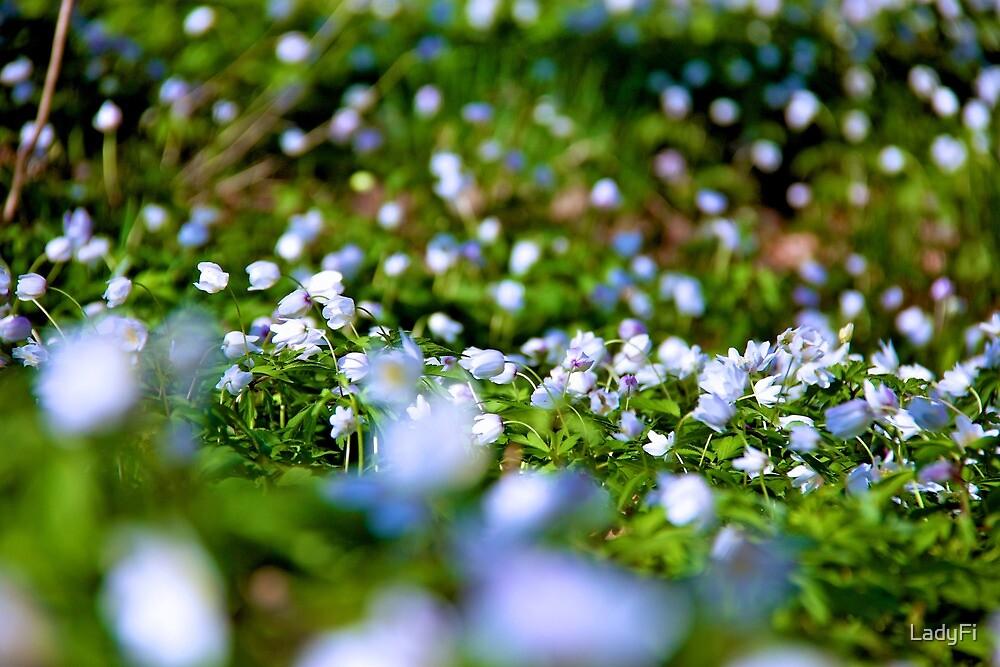 Spring pearls by LadyFi