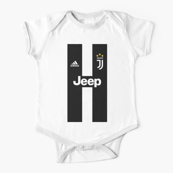 JUVENTUS FC Short Sleeve Baby One-Piece
