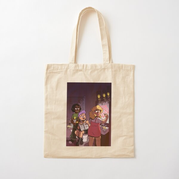 Guldale Cover Cotton Tote Bag